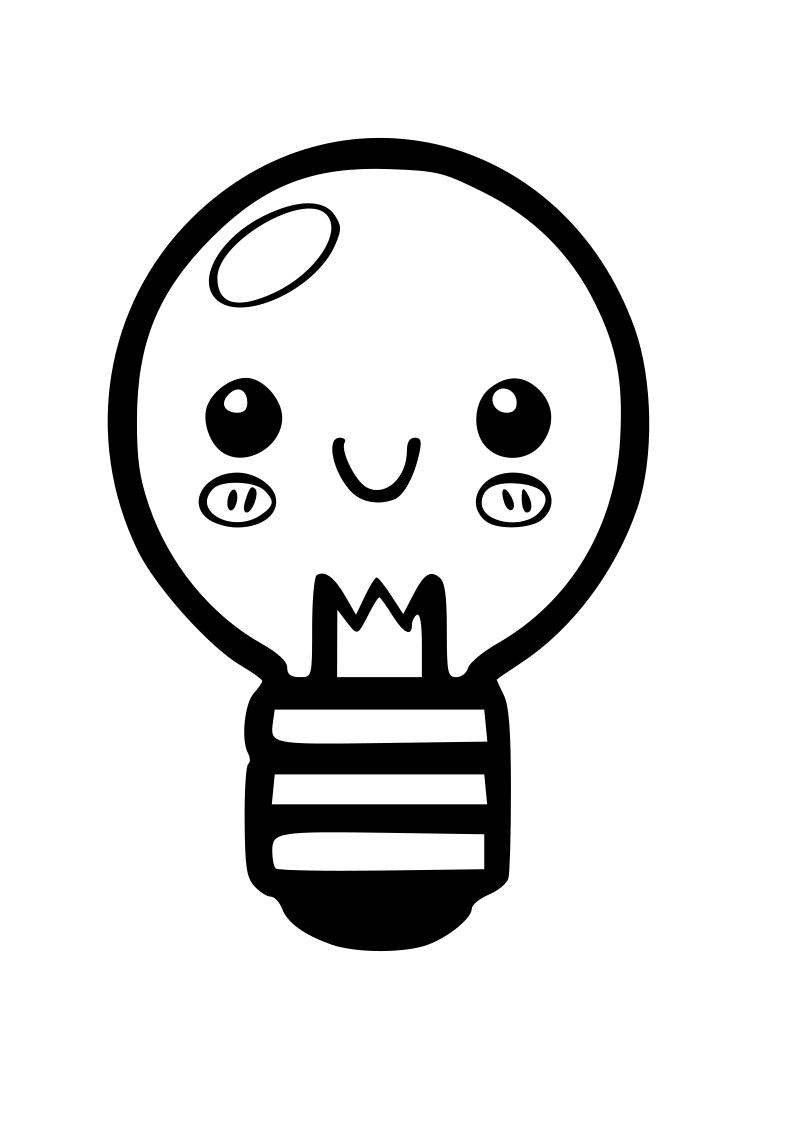 🥇 🥇 Dibujos de Cosas Kawaii【2021】