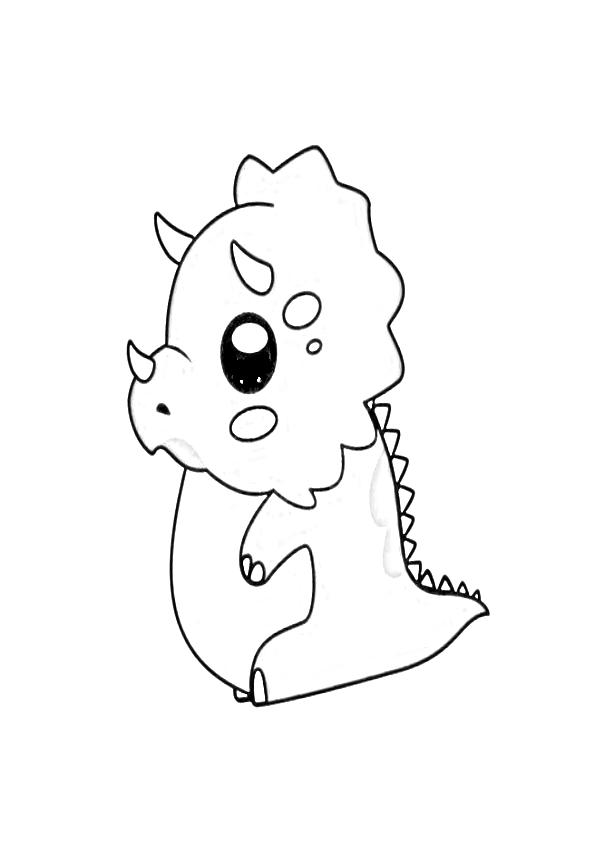 Dibujos Dinosaurios Kawaii Triceratops 2021 Alibaba.com offers 242 dinosaurios toys products. dibujos dinosaurios kawaii triceratops