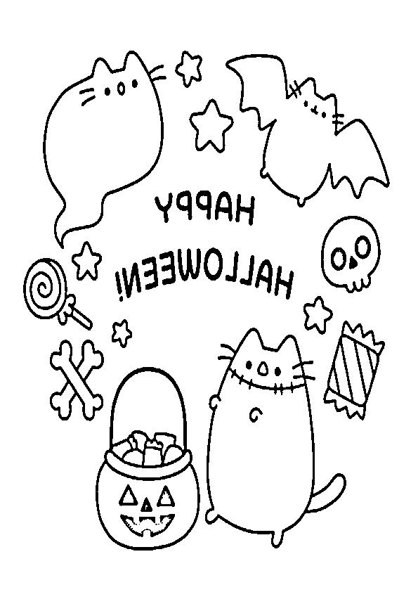 Dibujos de halloween happy halloween