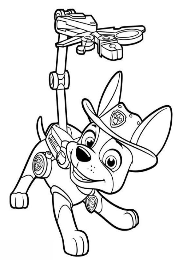 La patrulla canina Capitán Turbot